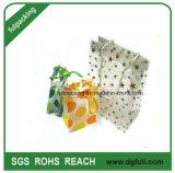 Sac cadeau de chaîne en plastique PP, 3D Recyclable imprimé un sac de shopping personnalisé