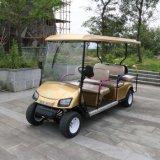 Elektrische Golf-Karren, 6 Sitze, Cer-Bescheinigung, hergestellt in China
