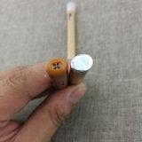 Penna a gettare di Vape con la bobina di ceramica olio spesso canapa/di Cbd