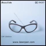 de Beschermende Glazen van de Laser van de Beschermende brillen van de Bescherming van de Laser van 10600nm C02 van Laserpair