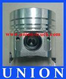 Pistón 129903-22120 129907-22090 de Yanmar 4tnv98 4tne98 de las piezas del motor del excavador