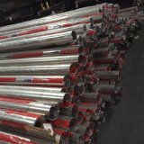 Tubo dell'acciaio inossidabile di rivestimento dello specchio di prezzi di fabbrica 201