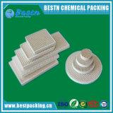 Le stockage thermique RTO/rco Honeycomb céramique pour la récupération de chaleur