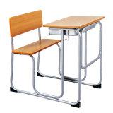 학교 가구의 공장 독립 제작물, 단 하나 책상 및 의자의 학생 조합