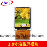 """2.8 """" 240X320 TFT LCD Bildschirmanzeige-Baugruppe für Verbraucher, Handmaschine"""
