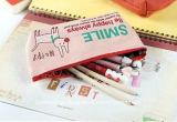Полотно мультфильм случае медали чехол косметический кошелек карандашом животных мешок