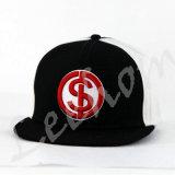 急な回復の新しい刺繍の時代によって合われる平らな縁の帽子