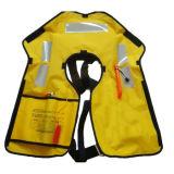 Автоматические раздувные спасательные жилеты для сбывания