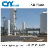 Usine de séparation de l'air 99.5-99.99 % d'oxygène générateur d'oxygène liquide/usine de production d'oxygène