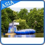 Jogo inflável popular da água do brinquedo/gotas da água/saco ar inflável da água/Trampoline inflável da água