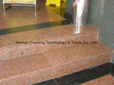 Естественные шаги мрамора строительного материала и лестница гранита каменная