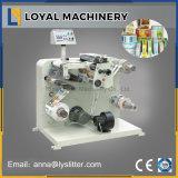 320 mm de Etiqueta Adhesiva de corte de rollo maquina cortadora longitudinal