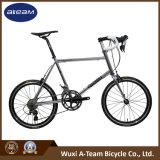 700cアルミニウムは内部3gear従来の男女兼用都市バイクを組み立てる