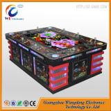 Rei de Kirin do incêndio da máquina de jogo da pesca de Teasures com gabinete luxuoso