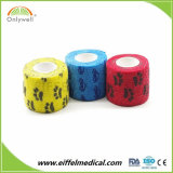 China-Berufsfabrik-Erzeugnis-Tierarzt-Sport-Gesundheitspflege-Bindeverband
