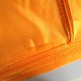 100% de poliéster 170t Fabric Taffeta para vestuário de malha de guarnição