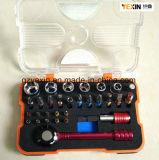 Dígitos binarios de destornillador de las herramientas eléctricas para el destornillador