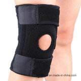 Justierbares Neopren eingehängte Komprimierung-Knie-Klammer und bester gemeinsamer Knie-Support
