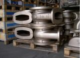 ステンレス鋼のねずみ鋳鉄の機械化を用いる大きい砂型で作るポンプ・ボディ