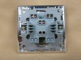 유럽 기준 TUV 세륨 LED 브라운 스위치를 가진 콜럼븀에 의하여 증명되는 알루미늄 두 배 하나 방법