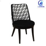 [فوشن] إنتاج مريحة ألومنيوم إطار خشبيّة تقليد يتعشّى كرسي تثبيت