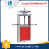 Tipo Three-Piece válvula de la mezcla (válvula de puerta plana)