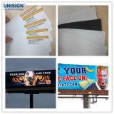 Frontlit Banner Banner flexible de PVC
