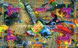 Máquina de juego del vector del cazador de los pescados de la máquina de juego de arcada del software de la tarjeta del juego