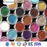 Private Label Multicolor fard à paupières Glitter Pigment mousseux