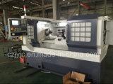 Máquina modelo do torno do metal do CNC da venda direta da fábrica Ck6140*750/1000/1500/2000
