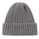 Sombrero hecho punto sombrero de la gorrita tejida de los niños del sombrero del cráneo del sombrero del telar jacquar