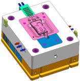 La lingotière de moulage mécanique sous pression pour le moulage d'aluminium Parts/G