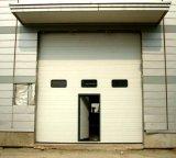 自動産業倉庫の倍の鋼鉄オーバーヘッド部門別のドア