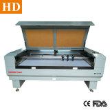 Máquina de corte láser de prendas de vestir de estilo Yueming 1810t