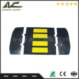 Gobba di gomma di velocità di Yellow&Black di migliore qualità di 8 PCS