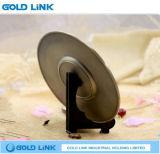Il piatto su ordinazione di piastra metallica impresso del ricordo perfezionamento la decorazione domestica
