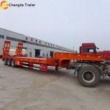 hydraulischer niedriger Schlussteilgooseneck-niedriger Bett-LKW-Schlussteil des Bett-60tons für Verkauf
