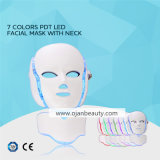 Tratamento claro da acne do diodo emissor de luz da máquina da beleza de PDT bio