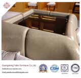 mobília do hotel da forma para a entrada com o sofá especial da cabine (YB-W29)