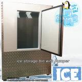 Отсек для хранения льда с индивидуального логотипа