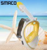 太字の海の眺め180度のスノーケリングマスク