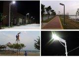 Hotsale 2018 Solar de gran cantidad de lúmenes Calle luz LED 12W