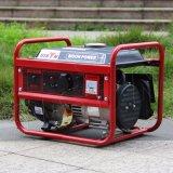 Bison China silenciosa portátil 1KW 1kVA 1500w gerador a gasolina