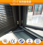 Ventana de aluminio del aislante de calor del Anti-Ladrón de la alta calidad