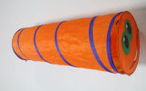 De binnen OpenluchtBuis van het Stuk speelgoed van de Tunnel van het Spel van Carpenterworm van de Rupsband van het Beeldverhaal van de Polyester