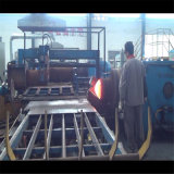 Bouche de cylindre de CNG fermée formant la machine