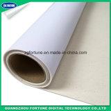 Inkjet Matte do rolo da lona quente da tela de algodão da venda 385GSM para a tinta do solvente de Eco