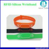 860МГЦ~960МГЦ синий Стиль просмотра пользовательские RFID браслеты