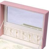環境に優しいプラスチック化粧品かパーソナルケアのパッキング、ギフトの包装の構成ボックス