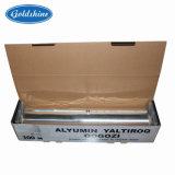 Chaud les rouleaux d'aluminium Goldshine de vente pour la cuisine